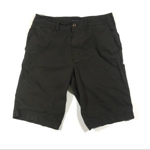 American Eagle 32 Shorts Gray Extreme Flex Longer